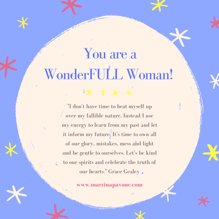 You are a WonderFULL Woman!