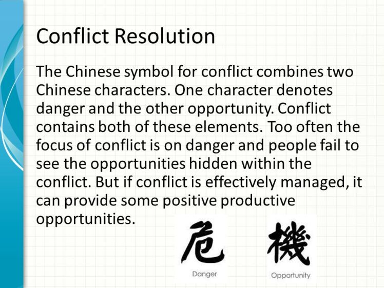 Conflict+Resolution